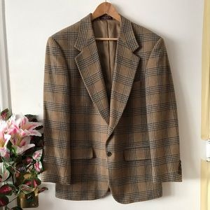 Evan Picone Wool Blazer  Men's size 38